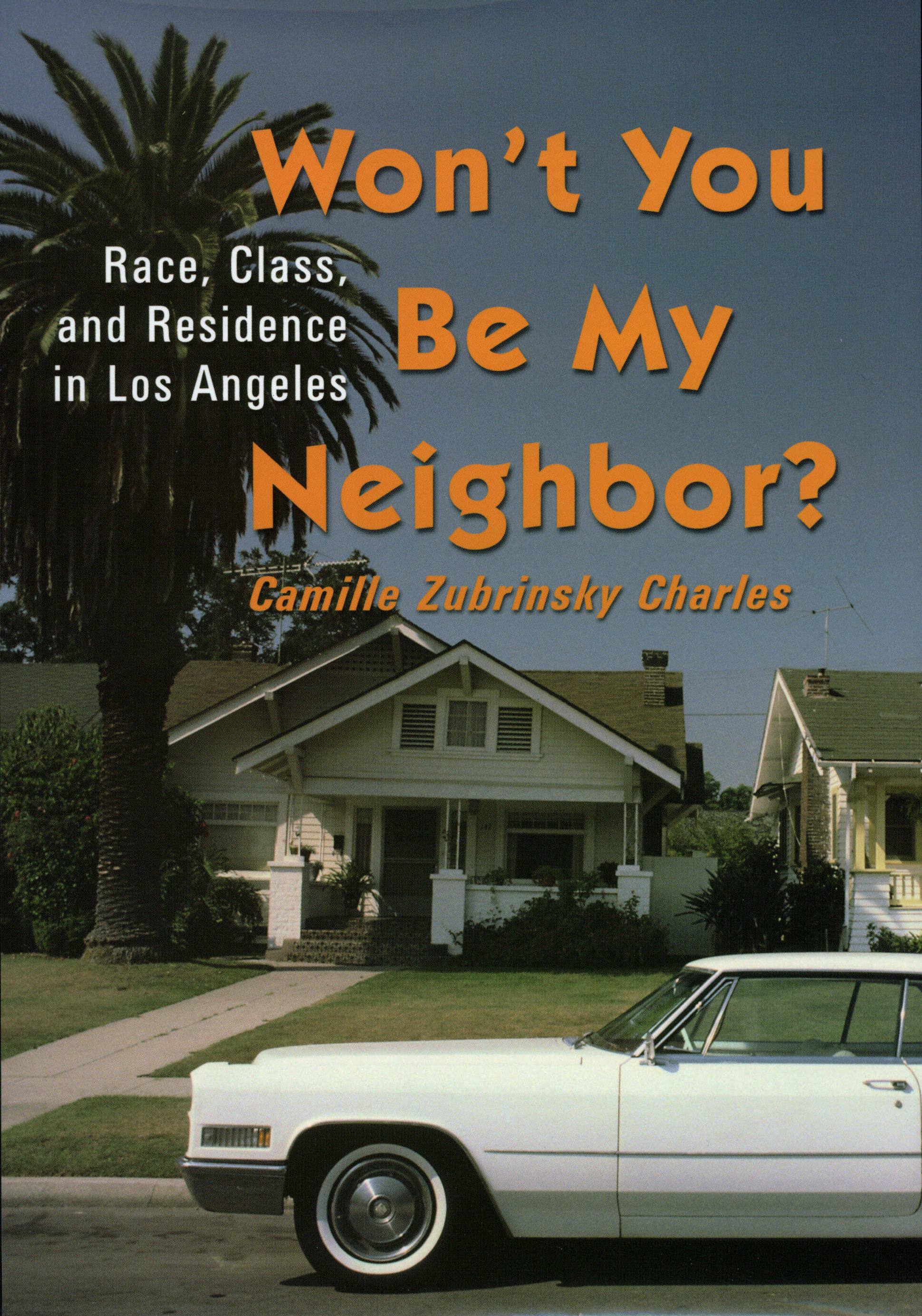 book cover, Won't You Be My Neighbor?