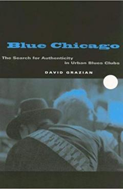 book cover, Blue Chicago