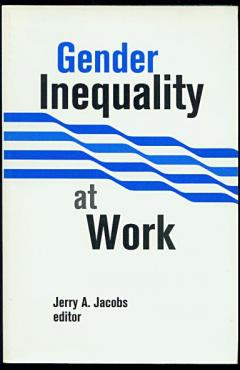 book cover, Gender Inequality at Work