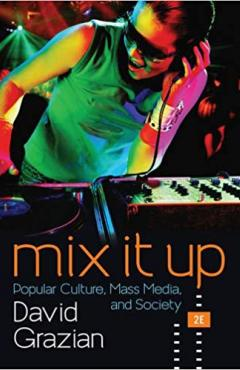 book cover, Mix It Up